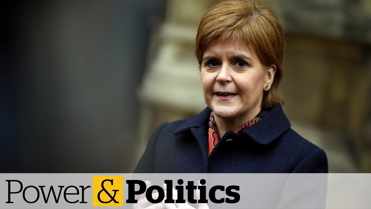 Brexit strengthens case for Scottish independence, says Sturgeon | Power & Politics