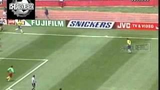 Brasil 3 vs Camerun 0 Mundial Usa 1994 1ra Fase FUTBOL RETRO TV