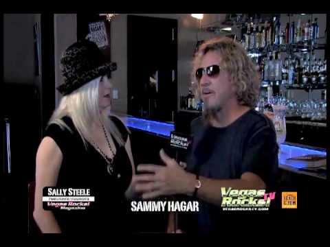 SAMMY HAGAR INTERVIEW WITH SALLY STEELE