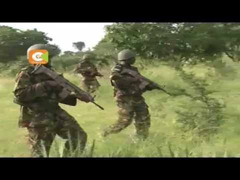 Kenyatta hints at bombing to flush out terrorists