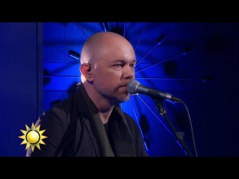 Tomas Andersson Wij - Vår dag på jorden (Live) - Nyhetsmorgon (TV4)
