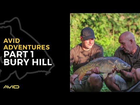 Avid Adventures Part 1- Bury Hill