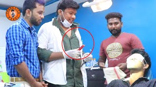 Dental Care Prank | Prankster Rahul Tamil Prank video | PSR 2020 India
