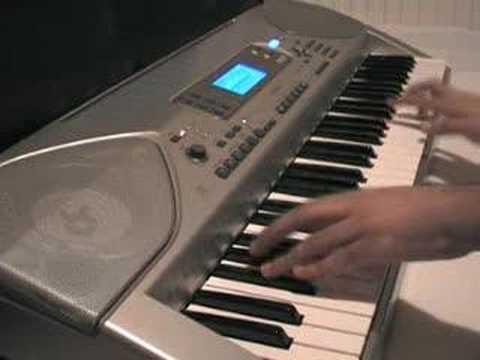 Fate (Oon / Un Myung) - 풀하우스 Full House on Piano Keyboard