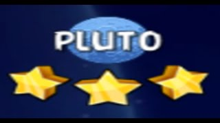 Angry Birds Space Solar System Pluto 10-13