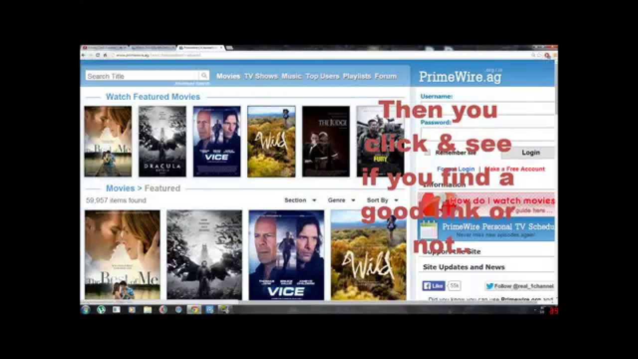 How to watch any show or movie online for FREE!!!! Tutorial 2015 ...