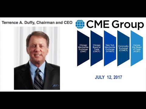CME Group COMEX CEO: $6,000 oz Gold + Central Banks trading Futures Contracts