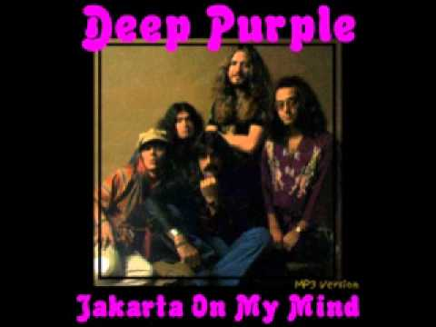 Deep Purple - Soldier Of Fortune (From 'Jakarta On My Mind' Bootleg)
