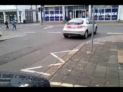 dumme autofahrer