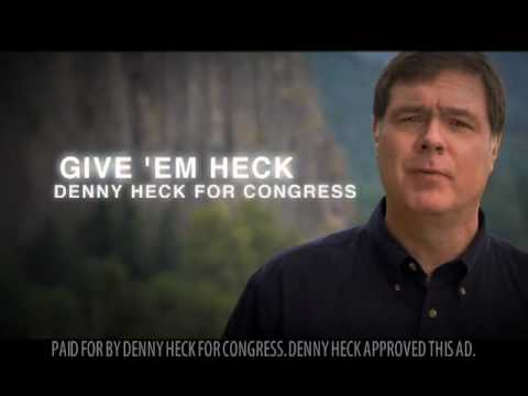 Denny Heck for Congress - Mad