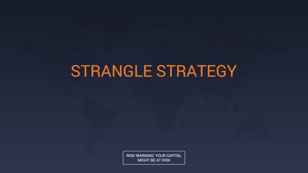 Strategies for IQ Option's Classic Options – Strangle