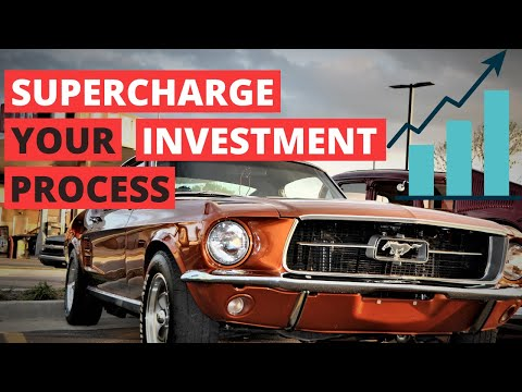 Top Four Stock Tools To Automate Your Investment Process