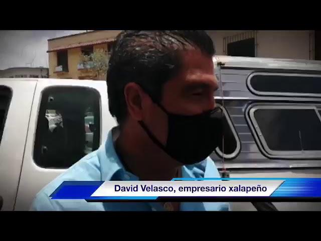 Inseguridad en Xalapa ahuyenta inversiones: David Velasco