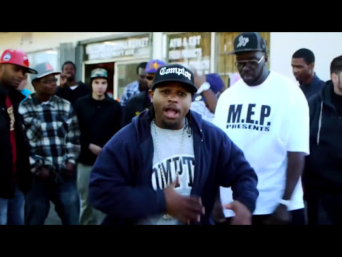 Lil Eazy-E I'm From Compton