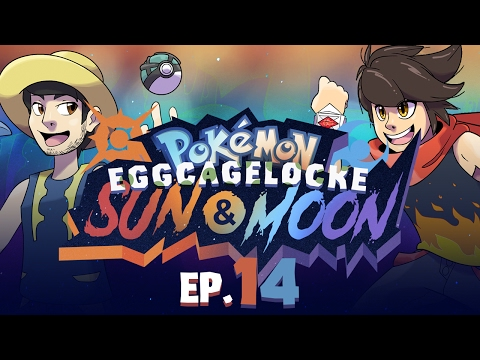 """OLIVIA AND THE GRAND CAGEMATCH"" Pokémon Sun and Moon EggLocke CageLocke - EP14 w/ MunchingOrange"