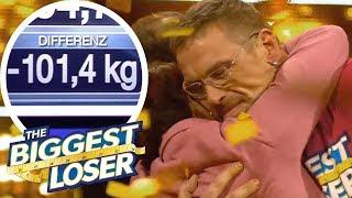 Rekord! Über 100 Kilo abgenommen! Das hat noch nie jemand geschafft   The Biggest Loser 2019   SAT.1