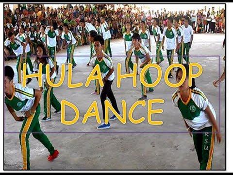 HULA HOOP DANCE -RSU CAJIDIOCAN DANCER
