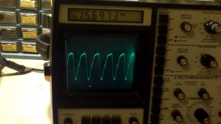 high frequency oscillator