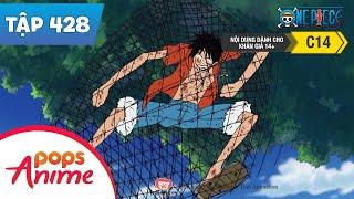 One Piece Tập 428 - Tập Đặc Biệt Trước Thềm Phim Điện Ảnh.Cuộc Tấn Công Của Băng Amigo - Đảo Hải Tặc