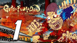 GetsuFumaDen: Undying Moon - Gameplay Walkthrough Part 1 (No Commentary, PC)