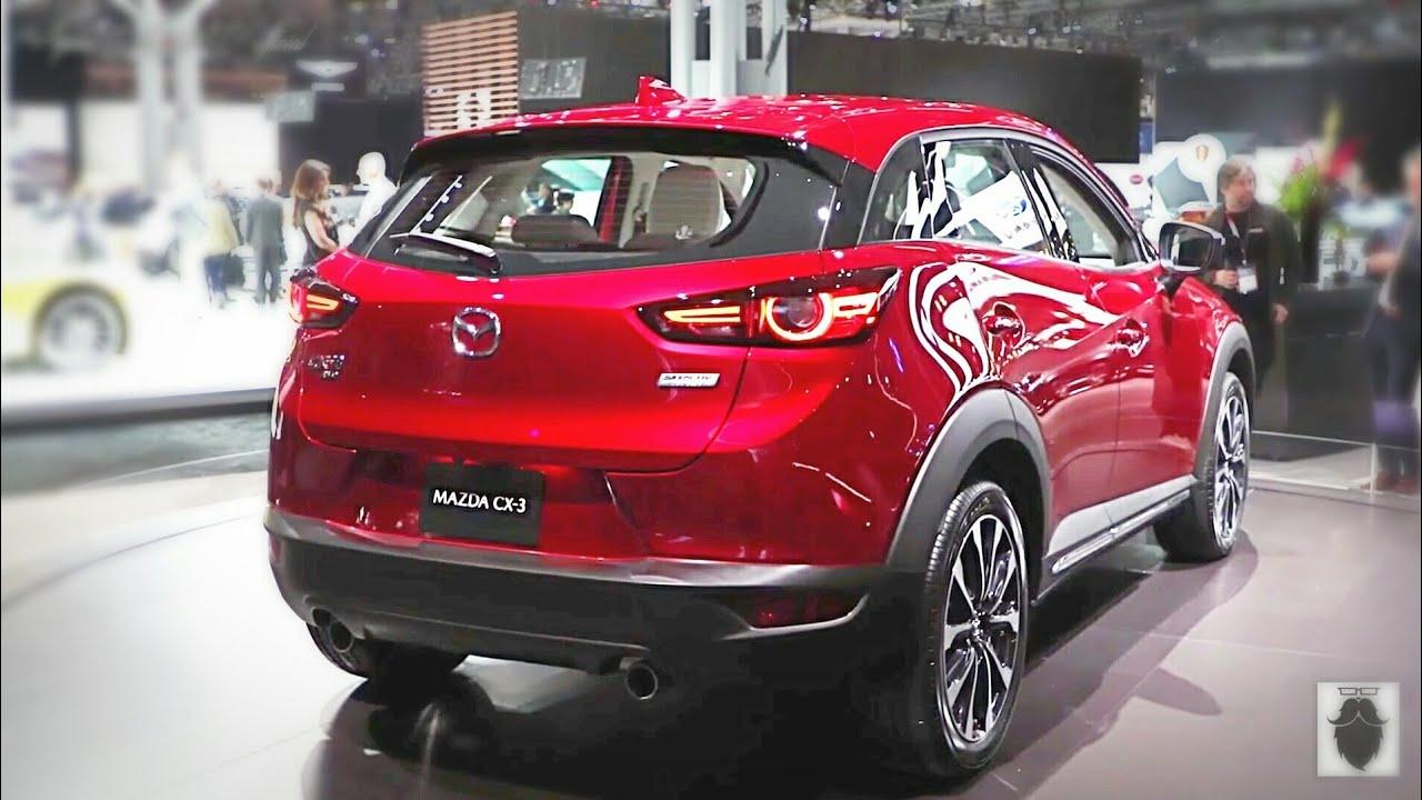 Mazda Cx 3 2019 Youtube