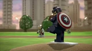 Lego Marvel Superheroes The Avengers Age of Ultron FULL STORY and Lego sets