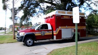 *RARE* Mobile Command 1 - Orange County Fire Rescue Department