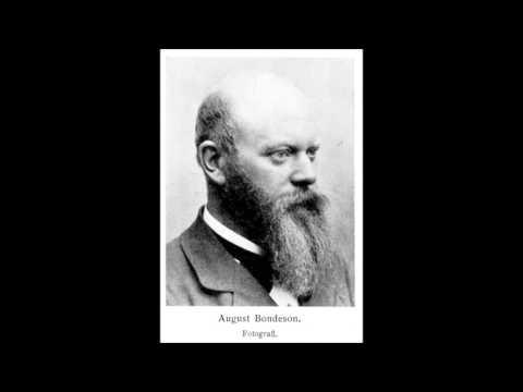 August Bondeson - Tuppaklockan