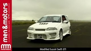 Modified Suzuki Swift GTI