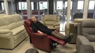 Обзор кресла-качалки Donald от салона Avantimebel.by