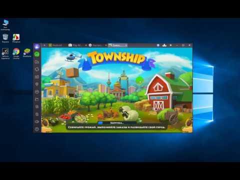 Скачать Township город и ферма для компьютера