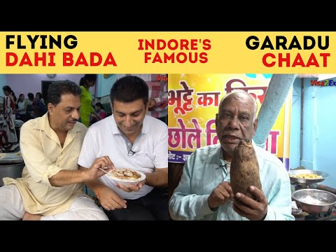 Indore, Madhya Pradesh Street food Episode 2 | Sarafa bazar & 56 Dukaan