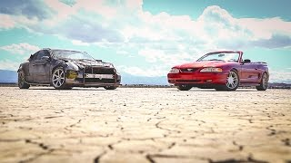 My $1000 Mustang GT Vs. B Is For Build's Apocalypse G35! - Budget Build Challenge FINALE