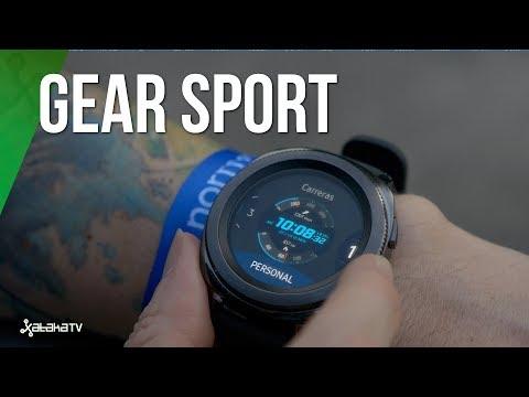 Samsung Gear Sport, primeras impresiones