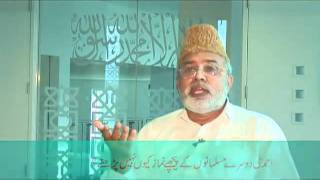 Why do Ahmadies not offer Prayer behind a non Ahmadi Imam-persented by khalid Qadiani.flv