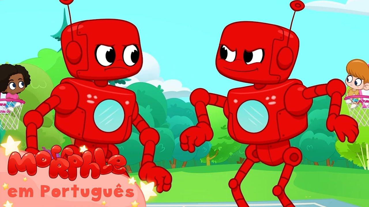 Morphle em Português   Morphle contra Orphle!!   Desenhos em Portugues   Desenhos para Crianças