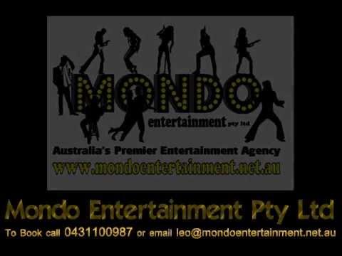 My Way - The  of Frank Sinatra - presented by Mondo EntertainmentPty Ltd