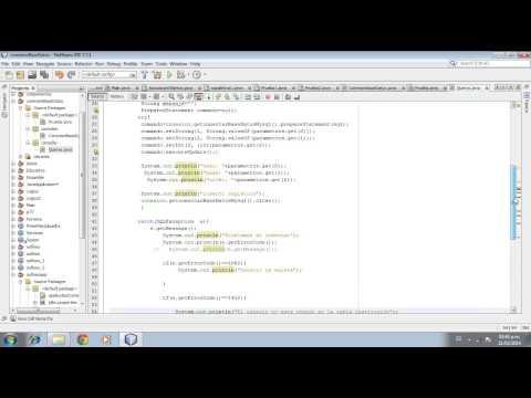 Conexion a Base de Datos mysql utilizando patrón de diseño singleton