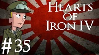 Hearts of Iron 4 | Japan | Part 35 | Nuclear War<