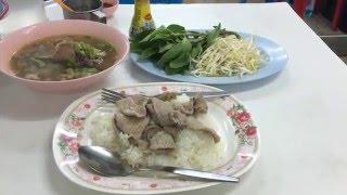 Званный Ужин на Пхукете за 50 бат [100 рублей] антикризисные цены в кафе Таиланда 2016