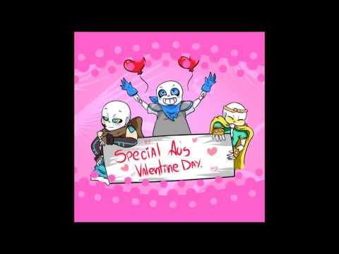 Special Valentine´s Day (Au´s Undertale) Song~Love Shine