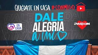 #DaleAlegria - La movida tropical se une para llevarte alegria