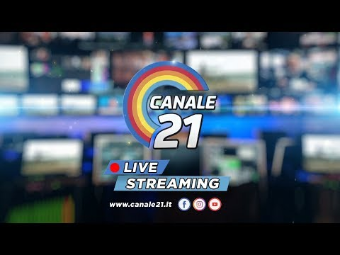 Canale 21 - Live Streaming