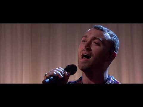 Sam Smith - Too Good At Goodbyes [Live on Graham Norton HD]