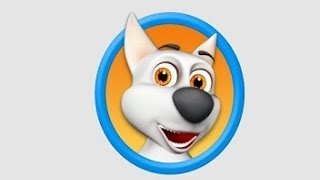 My Tilking Dog - Android GamePlay - Говорящая собака. Играем с собакой в крестик нолик