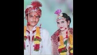 भिवंडी : आनगाव  पतीने पत्नीची हत्या करून तिचा मृतदेह घरामागील रानात पुरला