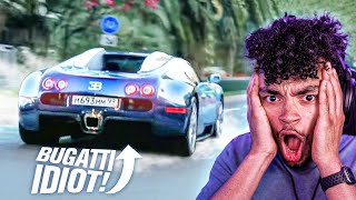WE React to MORE IDIOTS IN CARS!!