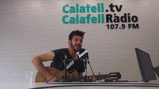 Salvador Beltrán visita Calafell.tv