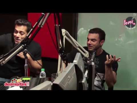 Salman Khan and Sohail Khan get candid about Tubelight Desimartini Ka Fever