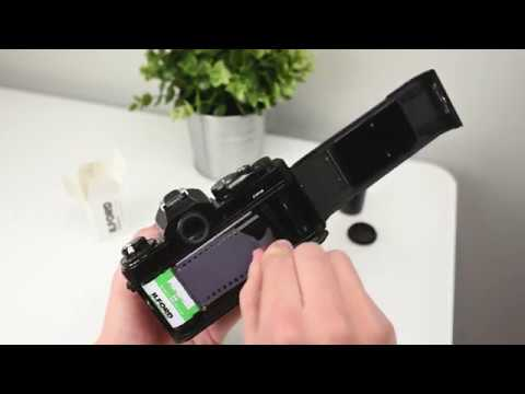 How to Load a 35mm Film Camera